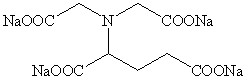 谷氨酸N,N-二乙酸四钠GLDA・Na4
